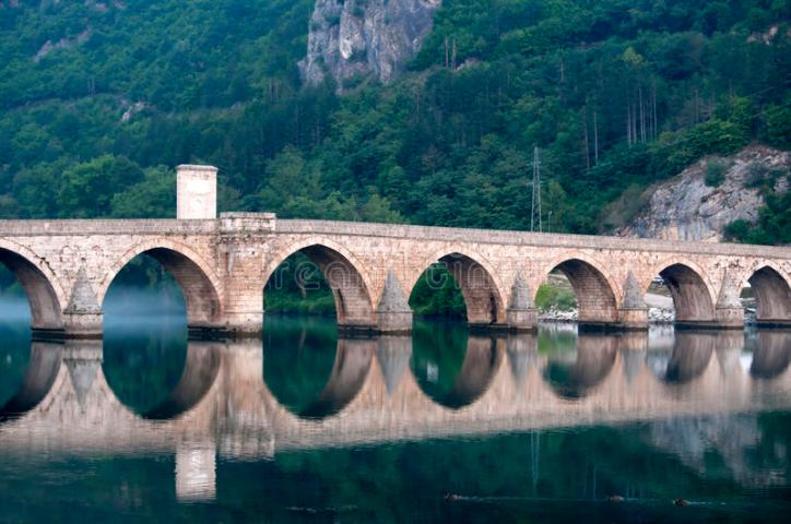 stone-bridge-river-drina-bosnia-old-ottoman-over-74700749
